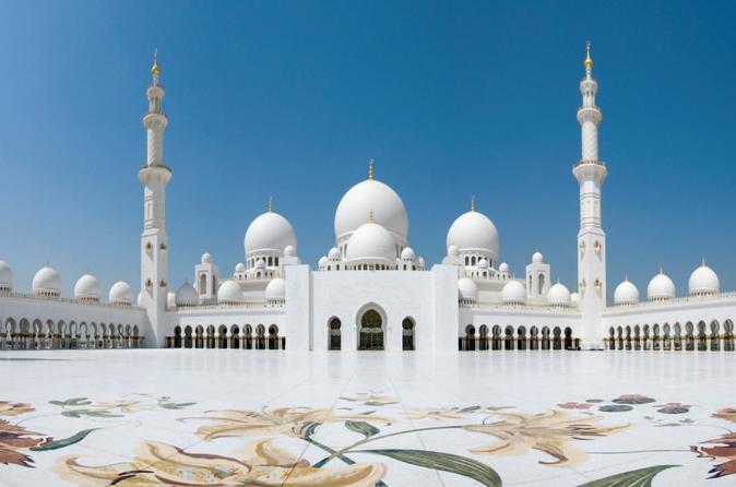 Excursão de dia inteiro em Abu Dhabi saindo de Dubai
