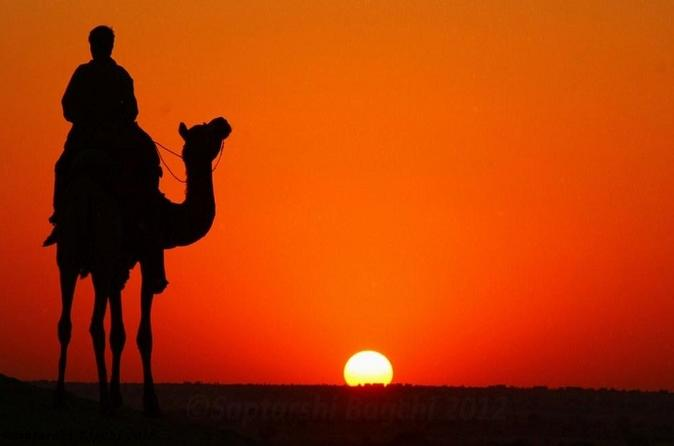 Camel Safari at Osian with Dinner from Jodhpur