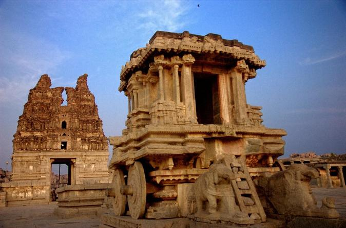 Day Excursion To Hampi From Hospet
