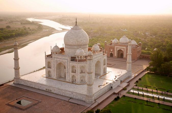 Full Day Private Tour Of Agra Via Express Train From New Delhi With Lunch