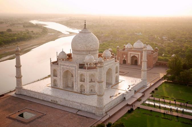 Full Day Tour Of Agra Via Express Train From New Delhi
