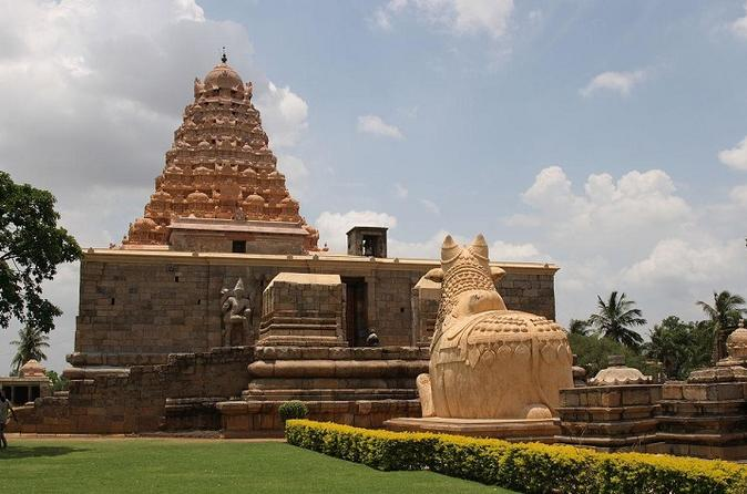 Full Day Tour Of Kumbakonam With Lunch - From Thanjavur