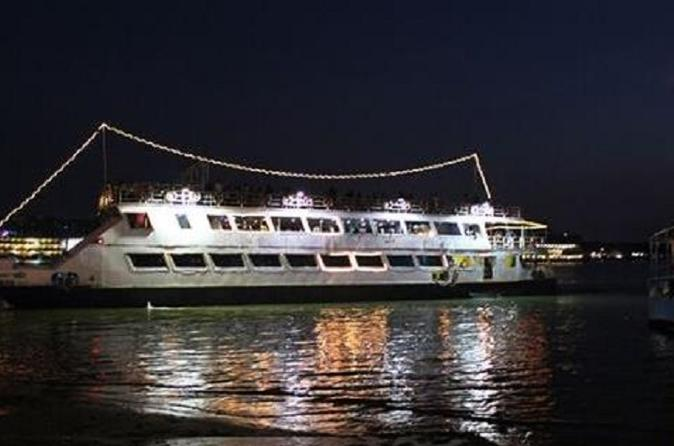 Goa at Night - Small Group Sightseeing, Cruise and Dinner Onboard