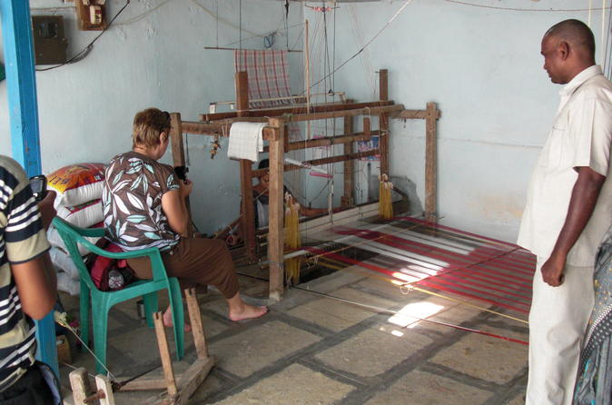 Pochampally Textile Tour with Private Transfer