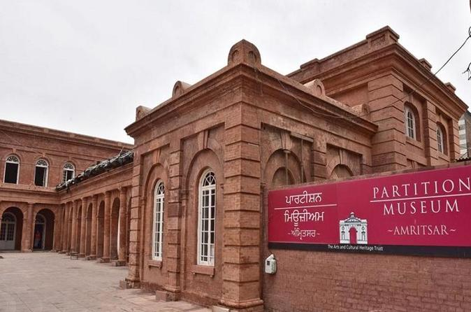 Private Day Tour: Partition Museum In Amritsar And The Wagah Border Drama