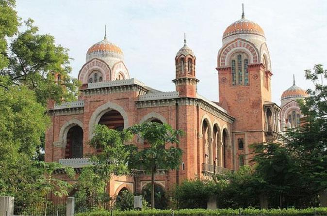 Private Heritage Tour Of Chennai (Madras)