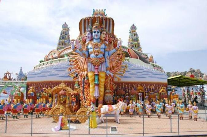 Surendrapuri Mythological Theme Park From Hyderabad With Lunch, A Day-Excursion