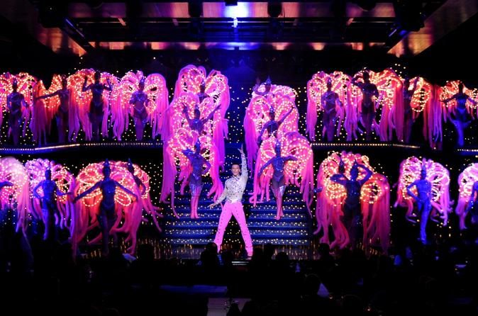 Moulin Rouge de Paris: Jantar e espetáculo de Natal