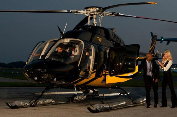 Private Helicopter Transfer from New York Airports to Lower Manhattan