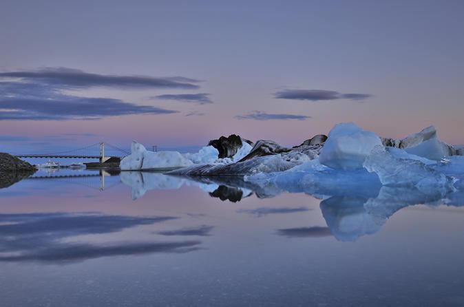 2 Day South Coast: Jokulsarlon Glacier Lagoon, Glacier Hike & DC-3 Plane Wreck - Reykjavik