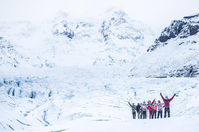 Glacier Hiking Adventure In Skaftafell, The 5-Hour Excursion
