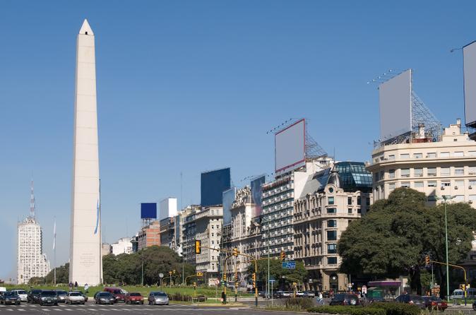 Marcos imperdíveis de Buenos Aires: caminhada do Obelisco até La Boca