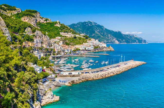 Excursão de 2 dias pelo Sul da Itália, saindo de Roma: apaixone-se por Pompeia, Sorrento e Capri