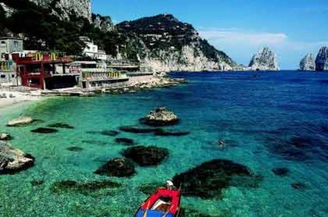 Excursão de 3 dias pelo Sul da Itália, saindo de Roma: apaixone-se por Pompeia, Sorrento e Capri