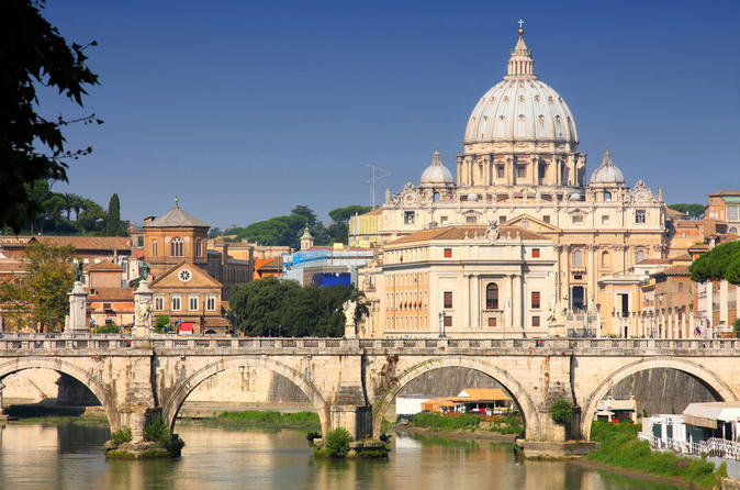 Rome in a Day: Vatican and Colosseum with Skip the Line