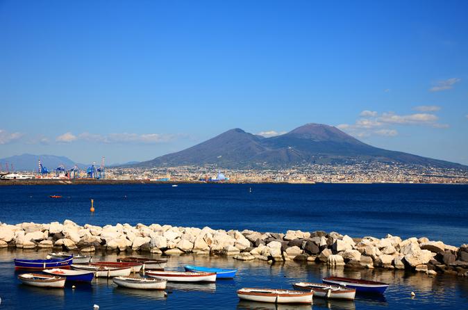Viagem de 5 dias pela Itália: Pompeia, Capri, Nápoles e Sorrento