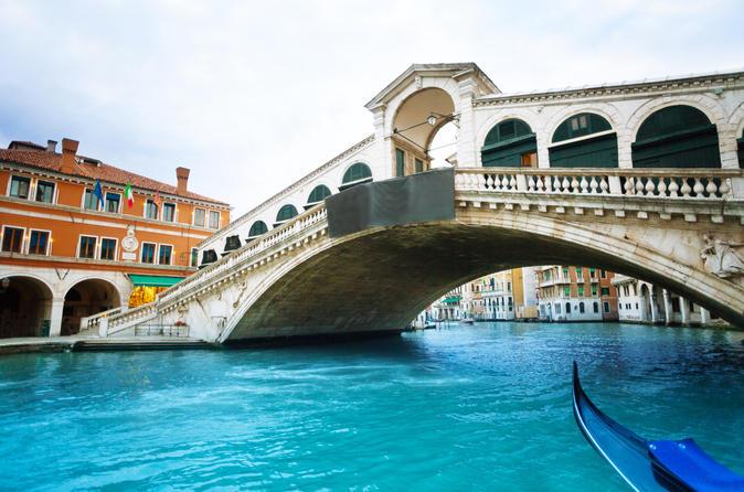 Viagem independente de um dia para Veneza partindo de Roma em trem de alta velocidade