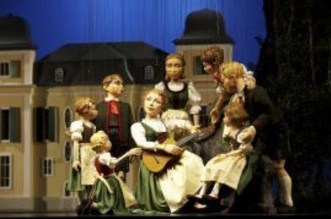 Sound of Music Puppet Show at Salzburg Marionette Theater