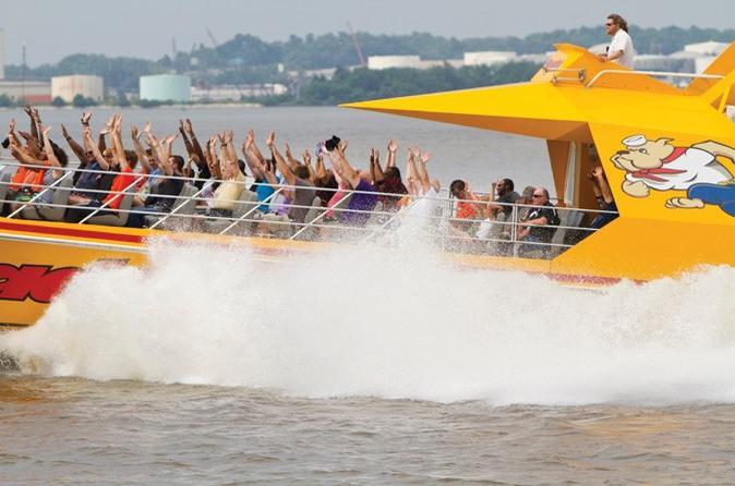 Baltimore inner harbor speedboat ride in baltimore 154885