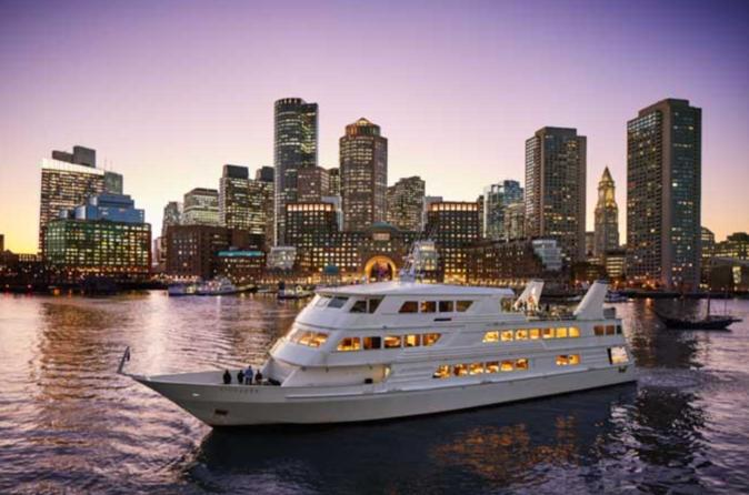 Boston Odyssey Valentine's Day Dinner Cruise