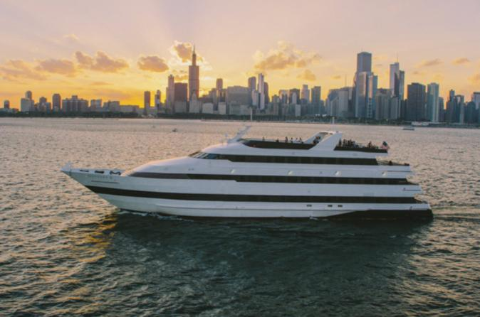 Chicago Odyssey Valentine's Day Dinner Cruise