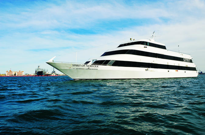 Norfolk Dinner Cruise On The Elizabeth River