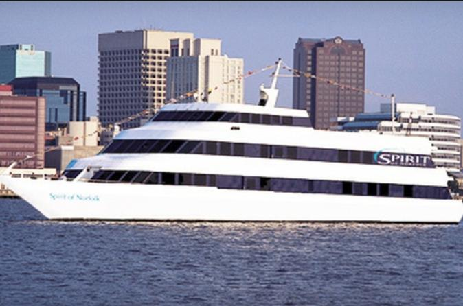 Norfolk New Year's Eve Dinner Cruise on the Elizabeth River