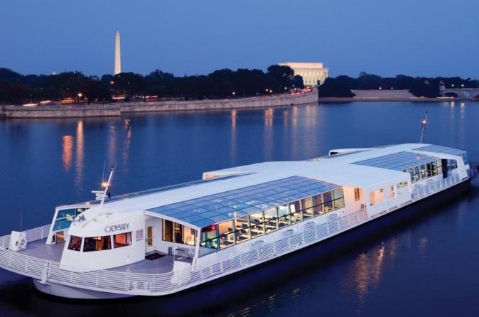 Odyssey DC Valentine's Day Dinner Cruise