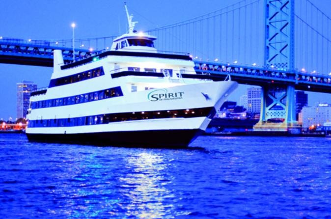 Philadelphia New Year's Eve Dinner Cruise with Buffet