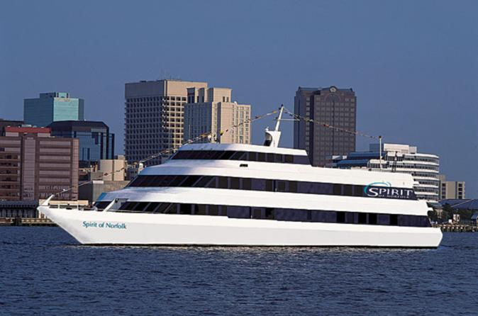 Spirit of Norfolk Valentine's Day Dinner Cruise