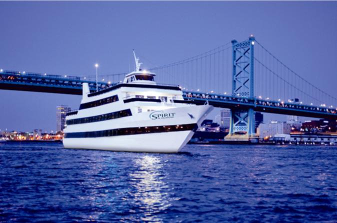 Spirit of Philadelphia Valentine's Day Dinner Cruise