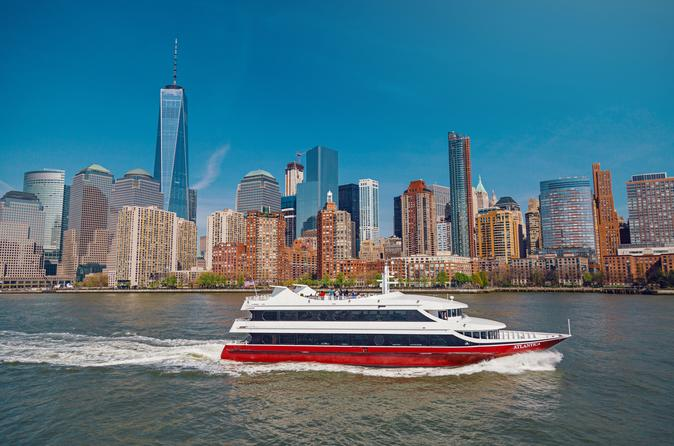 Viator Exclusive: Luxury Christmas Eve Dinner Cruise in New York City