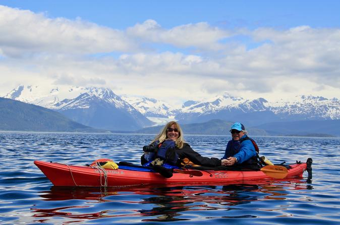 A Taste of Nature Kayak and Gourmet Food Adventure