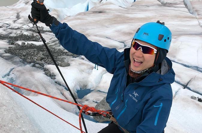 Glacier Blue Trek & Ice Climb