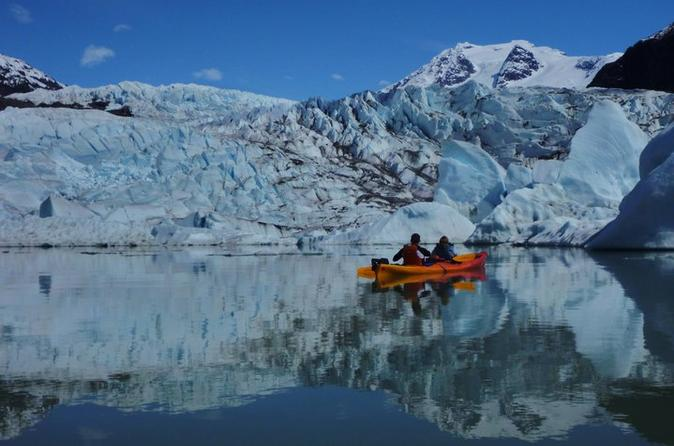 Mendenhall Glacier Lake Paddle