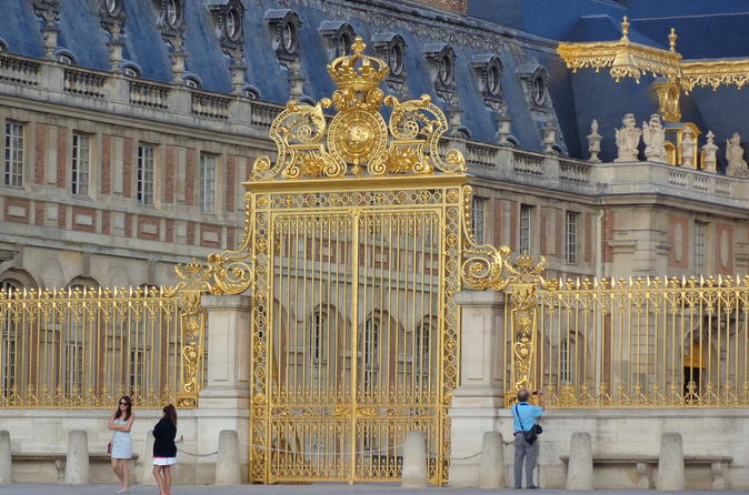 Best of Versailles Day Trip from Paris: Skip-the-Line Palace of Versailles Tour, Grand Canal Lunch and the Grand Trianon