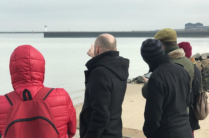Small Group Day-Trip from Paris to Dunkirk and Visit of the Bunker La Coupole