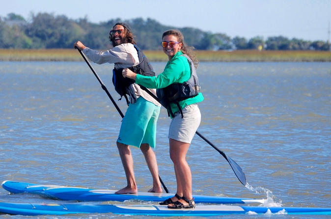 2-Hour Paddle Board Eco-Tour