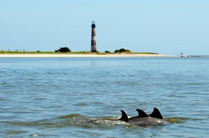 Morris island lighthouse eco cruise in charleston 447108