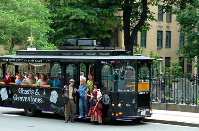 Boston ghosts and gravestones tour in boston 143180