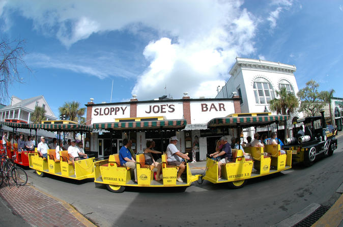 Conch tour train in key west 170198