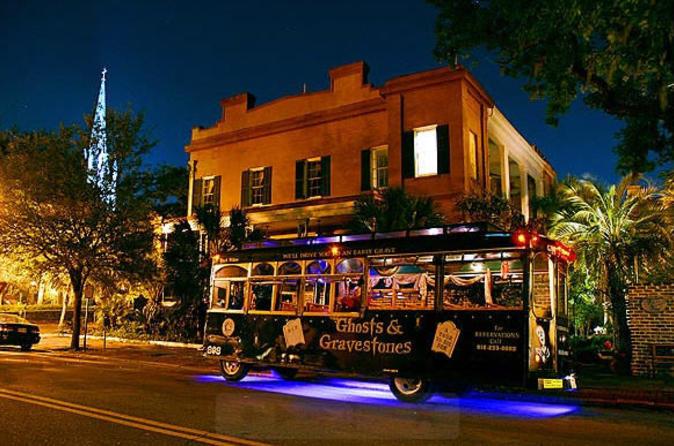 Ghosts and Gravestones of Savannah