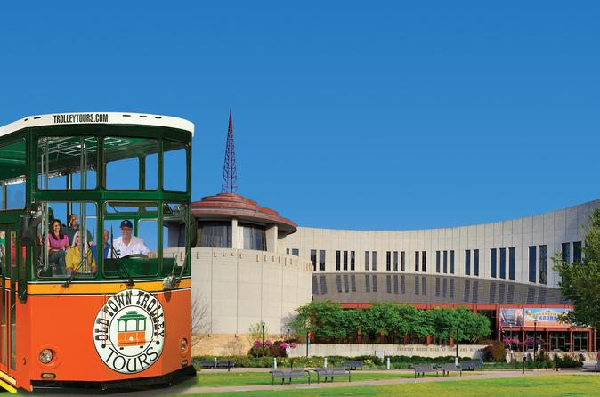Nashville hop on hop off trolley tour in nashville 343367