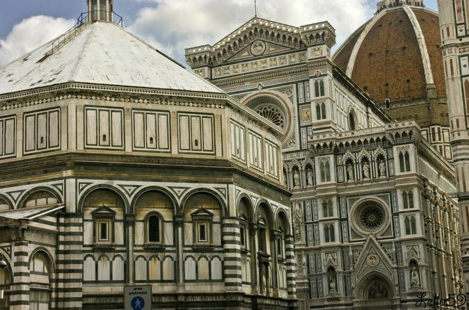 Dan Brown 'Inferno' Tour of Florence