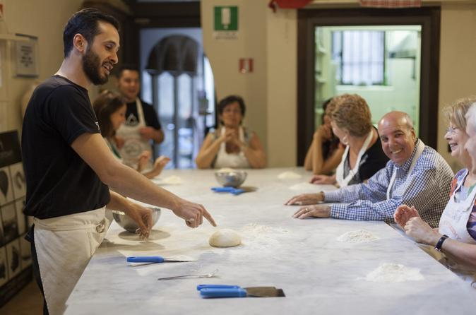 Florence Pizza and Gelato Cooking Class in the Chianti Countryside Italy, Europe