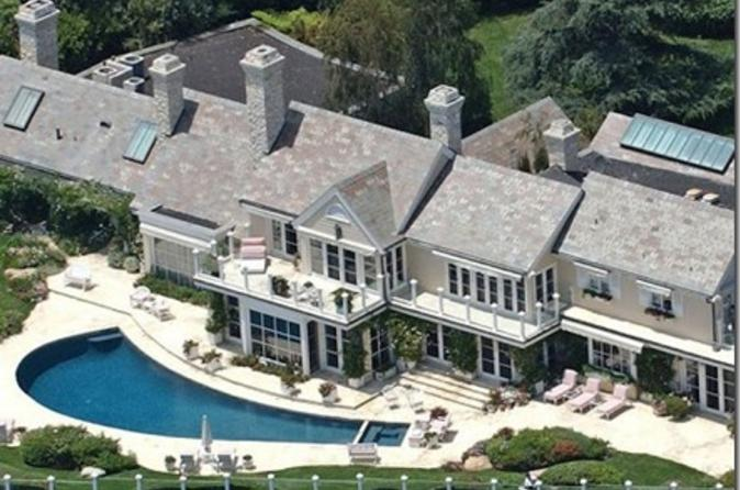 Hollywood Highlights or Celebrity Homes of Beverly Hills