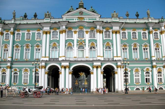 Skip the Line: State Hermitage Museum St. Petersburg Admission Ticket