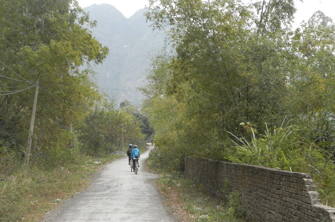 Small-Group Hanoi Countryside Half-Day Bike Tour