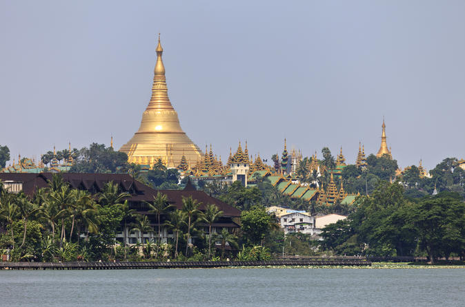 Yangon small group city tour in yangon 148142