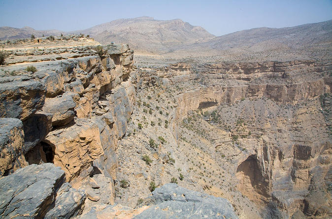 Nizwa and Jabal Shams